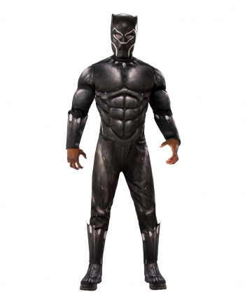 Black Panther Muskel Jumpsuit