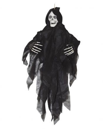 Schwarzes Hänge-Skelett