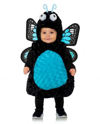 Kleinkinderkostüm blauer Schmetterling