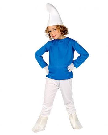Blauer Kobold Kinderkostüm