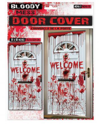 Blood Massacre Door Foil
