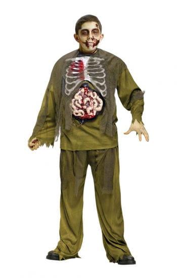 Horror Zombie Kinderkostüm