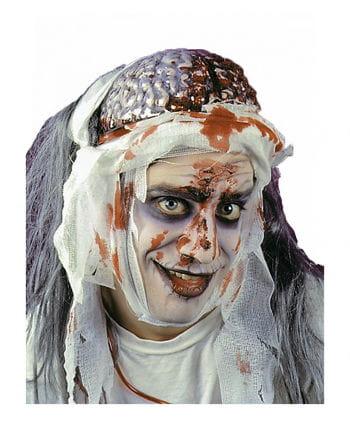 Blutendes Zombie Brain