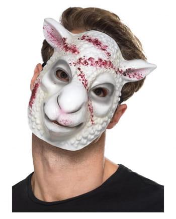 Maske blutiges Schaf