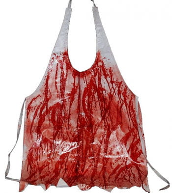 Bloody Butcher Apron