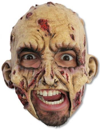 Blutige Zombie Maske