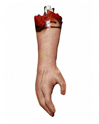 Bloody Arm With Bone Stump Premium