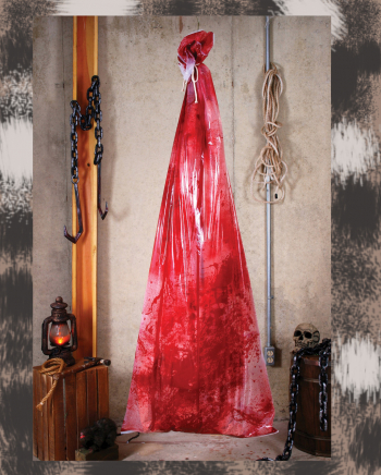 Bloody Body Bag To Hang Up 180 Cm