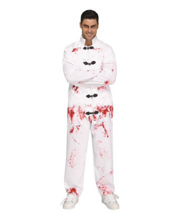 Bloody Psychiatry Passenger Costume One Size