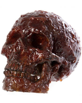 Bloody Realistic Skull