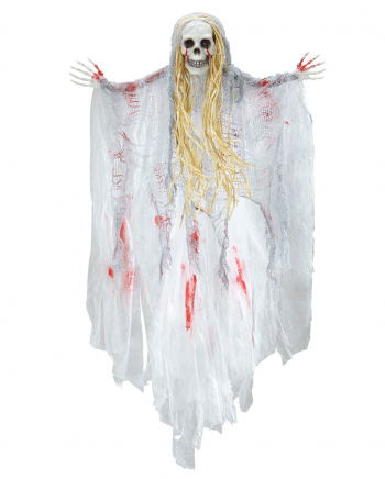 Bloody Halloween Ghost 90 Cm