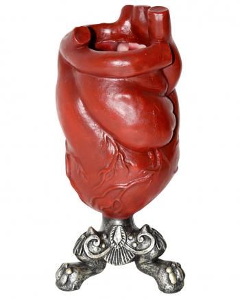 Bloody Heart Bottle Holder