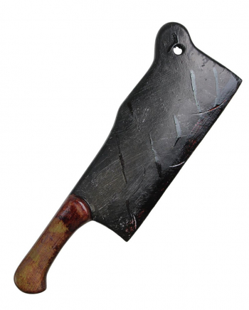 Bloody Butcher Knife Upholstery Weapon
