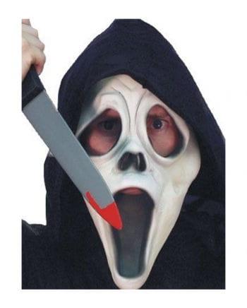 Blutiges Slasher Messer