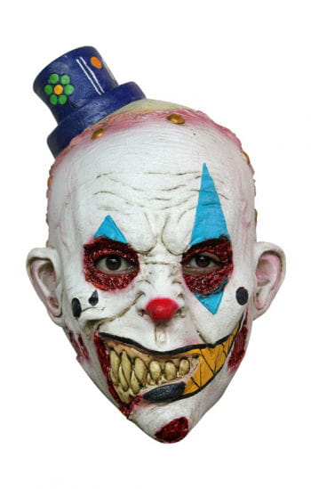 Bloody Clown Kindermaske