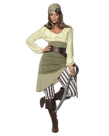 Bounty Piratin Kostüm XL