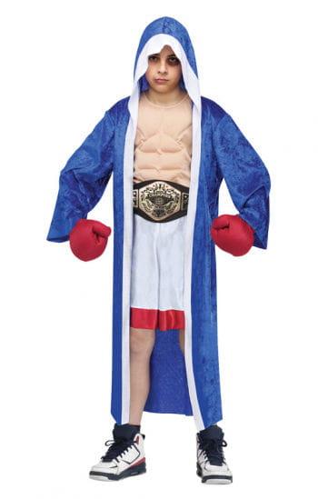 Boxchampion Kinderkostüm