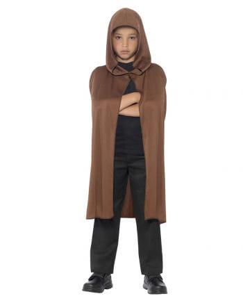 Hood For Children Brown