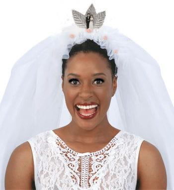Brautschleier White