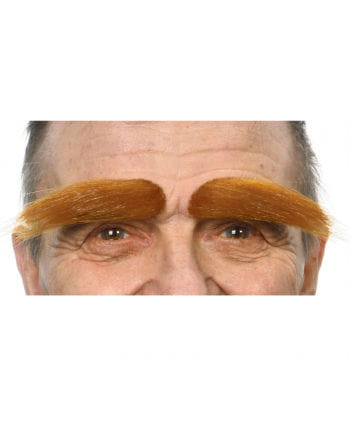 Self eyebrows Red