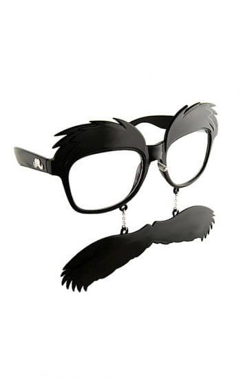 Walrossbart Brille
