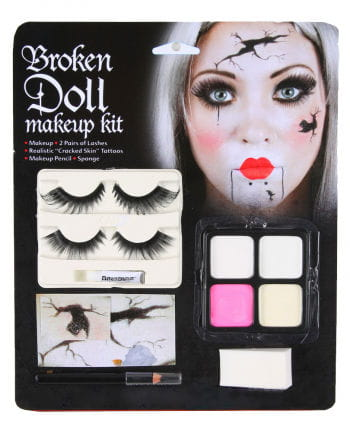 Broken Doll Make-up Set