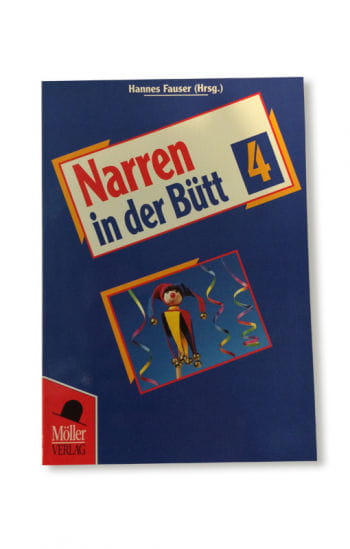 Narren in der Bütt Buch Band 4