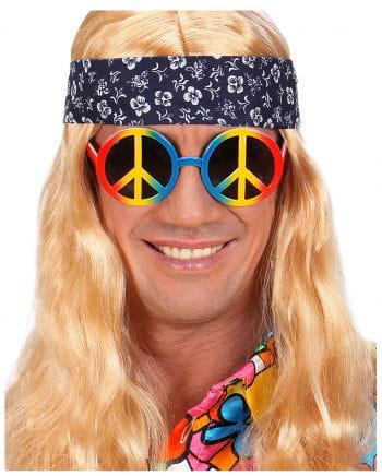 Love & Peace Hippie Glasses