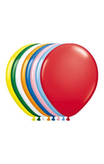 Bunte Latex Ballons 100 St.