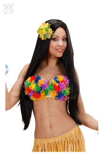 Colourful Hawaii Bra