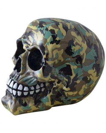 Camouflage Skulls