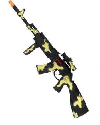 Maschinengewehr Camouflage
