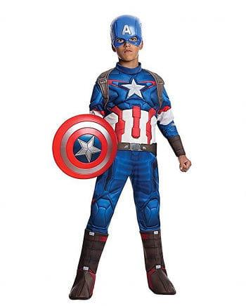 Avengers 2 Captain America Kinderkostüm