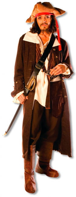 Captain Jack Costume