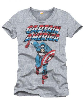 Captain America Männer T-Shirt