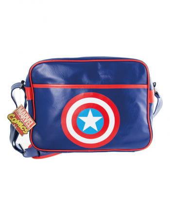 Captain America Logo Umhängetasche