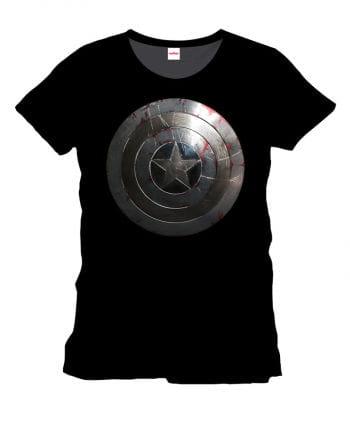 Captain America Silver Shield T-Shirt