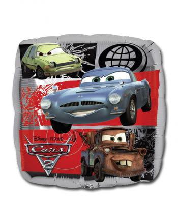 Folienballon Cars 2