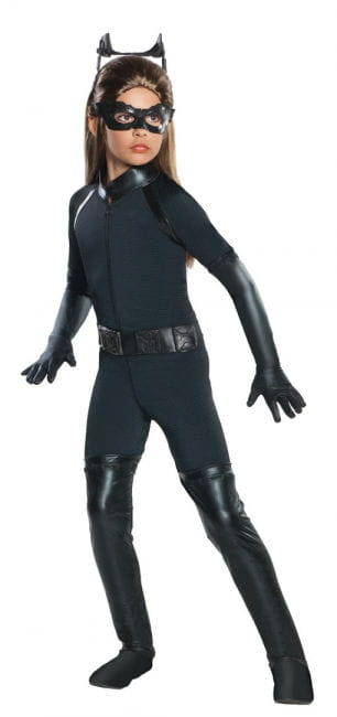 Catwoman Kids Costume