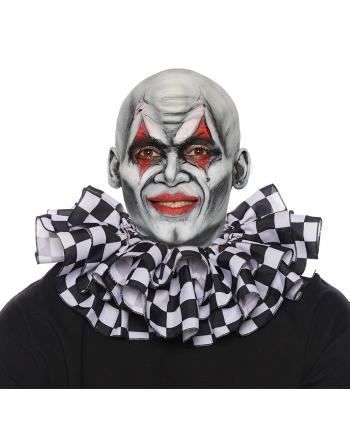 Chaos Zirkus Clown Rüschenkragen