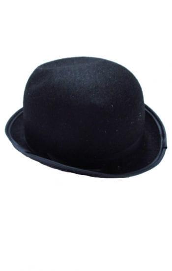 Komiker Hut Charlie schwarz