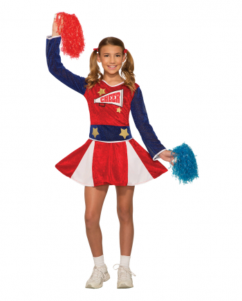 Cheerleader Girl Costume