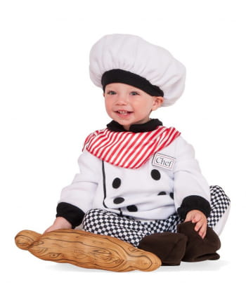 Chef toddler costume