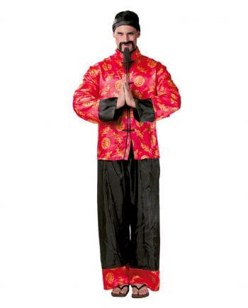 Chinese Mandarin Men's Costume