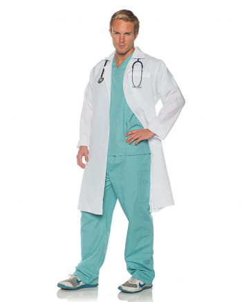 Surgeons Doctor costume with gown