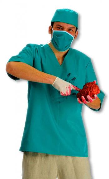 Chirurgen Kostüm XL