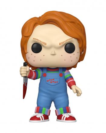 "Chucky Child's Play 2 10"" Super Sized Funko Pop!"