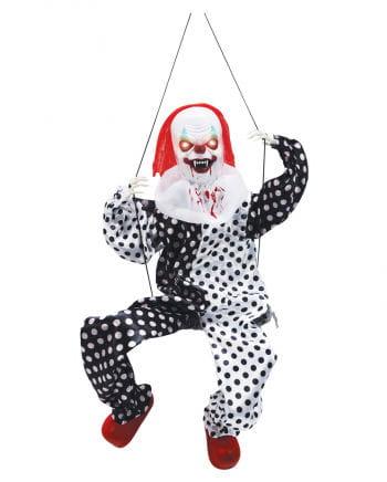 Schaukelnder Clown Animatronic