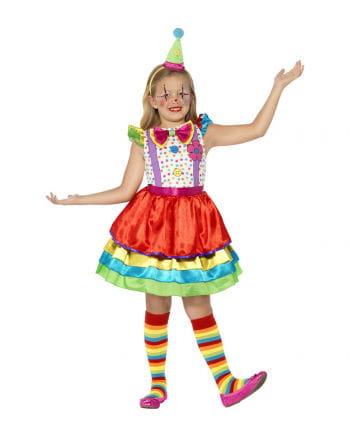 Clown Girl Girl Costume