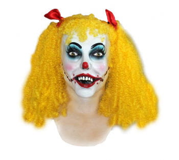 Clown Maske Polly